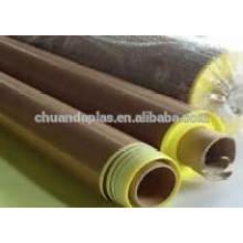Fitas adesivas de fibra de vidro revestidas com PTFE