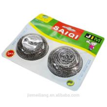 JML Price Cheap Scourer de acero inoxidable para pan y limpieza de la olla