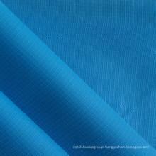 Ripstop 1mm Oxford PU Waterproof Nylon Fabric