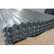 4x8 Galvanized Corrugated Sheet