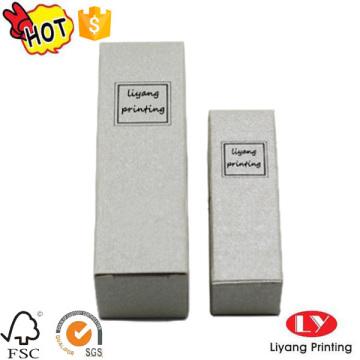 Lippenstift-Geschenkverpackungskasten der kundenspezifischen kosmetischen Flasche kleiner