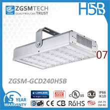 240W Lumileds 3030 LED LED Industrial Light with Dali