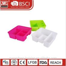 Titular da conjunto de talheres de plástico de boa qualidade