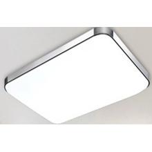 Aluminium Apple Design LED Deckenleuchte