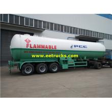 56 सीबीएम 24 टन एलपीजी ट्रांसएशन टैंकर ट्रेलर