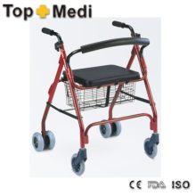 Cheapest Price Practical Live Old Man Walker Walking Aid