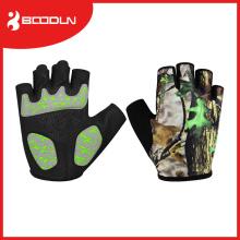 Radfahren Handschuhe -Half Finger, Sommer Radfahren Handschuhe, kurze Finger Radfahren Handschuhe