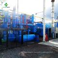 Пластик на мазут пиролиза завод с передовой технологии преобразования