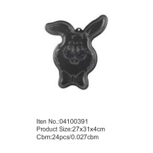 Rabbit shape Christmas cake pan