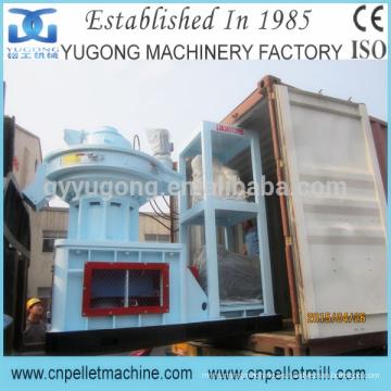 Yugong auto lubrican los gránulos de la semilla del algodón que hacen la máquina