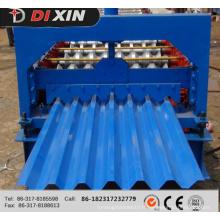 Machine de formage de panneau de toit Dx 840