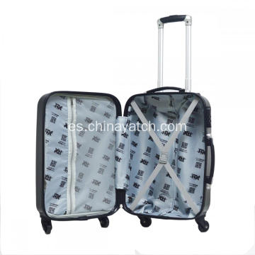 Hard Shell Spinner 4pc Set Trolley Equipaje