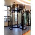 Speed Control Commercial Three Wing Revolving Doors