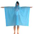 Blue Pvc Lightweight poncho