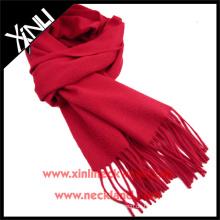 Hochwertige schöne Hand Gefühl Solid Cashmere Luxus Schal