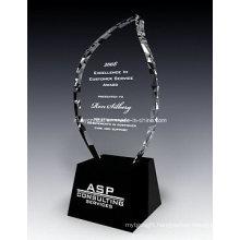 Olympia Flame Award Crystal (NU-CW952)