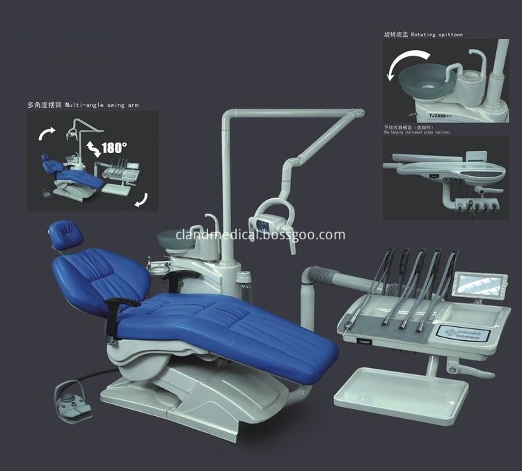 Jt Dc0011 Dental Chair 1