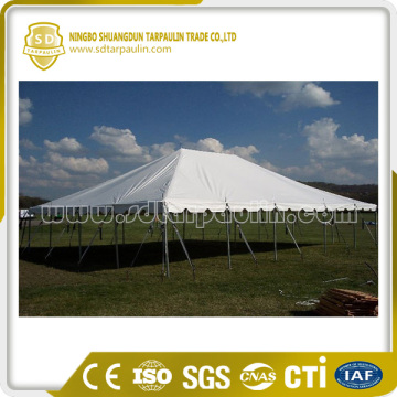 Heavy Duty Flame Retardant PVC Coated Tent Fabric