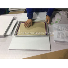 Aluminium Big Sheet Backform 16 '' x 22 ''