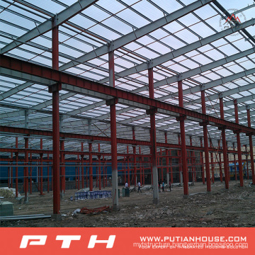 Pth Industrial Professional Designed Low Cost Steel Structure Warehouse