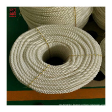 colour customizable 3 8 12 strand 4mm to 60 mm Polypropylene mooring PE PP rope