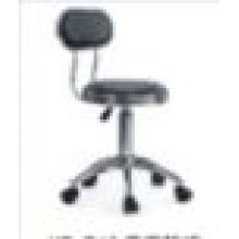 Hospital Whirl Stool with Backrest