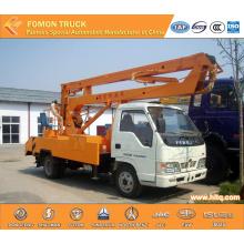 FOTON 4*2 truck mounted aerial work platform
