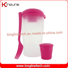 800ml salad shaker cup (KL-7031)