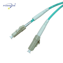 LC / UPC multi mode intérieure OM3 fibre optique connecteurs PVC / LSZH veste 2.0mm 3.0mm usine de porcelaine fournisseur