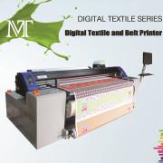 Woven Fabric Belt Textile Printer 1.8m/3.2m Optional
