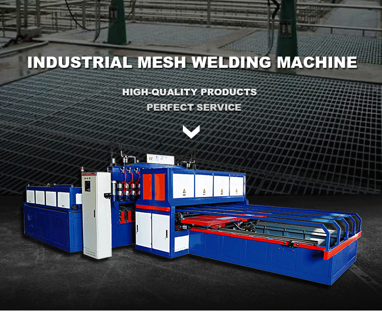 Iron Mesh Fence Machine