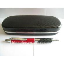 conjunto de caneta esferográfica metal