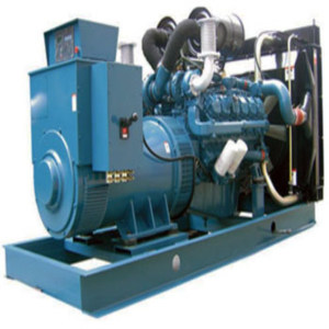 1100kVA Generator Set Powered by UK Perkins