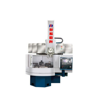 CNC Vertical Lathe Equipment