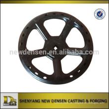 OD 250mm Stanzhandrad mit quadratischem Mittelpunkt für Ventil