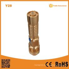 Y28 Super Power 1000lumens Kopf Angriff USB Taschenlampe