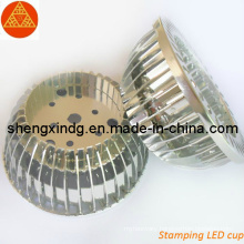Punching LED Cup Cover Housing (SX014)