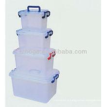 большой пластиковый ящик для хранения плесень