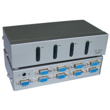 4 a 4 conmutador de matriz VGA con control remoto