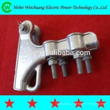 2015High qualidade quente galvanizado a braçadeira de pressão de alumínio com 2 3 4 U parafusos