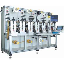 Jumbo Tape, Adhesive Film Rotary Die Cutter Machine