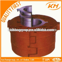 Taille de la table rotative 20 1/2 '' - 27 1/2 '' MSPC Master Bushing and Insert Bowl