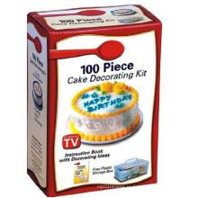 Набор украшения торта 100PCS (SR8432)
