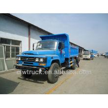 2015 Top Venta Dongfeng 140 Dump Truck, 8m3 dump truck para la venta