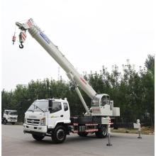 New Fashion Design for Hydraulic Mobile Crane 16 Ton Tking Hydraulic Hoisting Crane supply to Dominican Republic Manufacturers