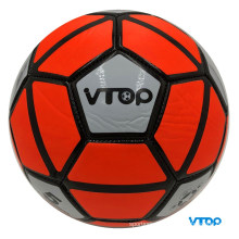Size 3, 4, 5 Promotion Colorful Customizable PVC Football