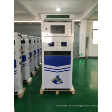 Blue Sky Hot Sale Fuel Dispenser with TV