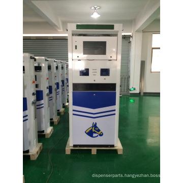 Blue Sky Hot Sale Fuel Dispenser with TV