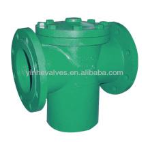 Filtro de agua de cesta de media presión