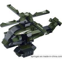 "Robotech Series Designer 3in1 "" Twilight Hunter"" Blocks Toys"